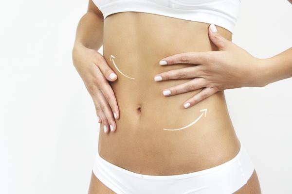 Hilos tensores para-abdomen